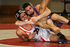 Falcon Grapplers over Perth Amboy 60-9 at PA, Jan 8, 2014 :