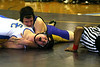 Monroe soundly defeated Spotswood, Jan.23rd, 2007 in the Varsity match 48-18 :