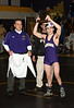 Monroe vs Paramus HS, Sammy Emburgia MTHS First 100 win wrestler in school history!!, 2/7/09, congrats to Sam and the coaching staff. :