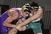 Falcon wrestling defeated JPS Hawks, Varsity, Jan 5, 2013 :