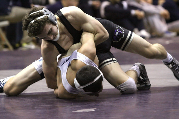 Falcons defeated Freehold Twp. grapplers, Jan 19, 2013