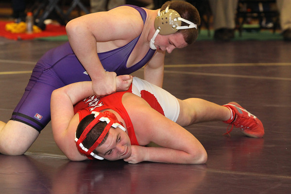 Falcons grapplers defeated Manalapan Braves, Jan 12, 2013