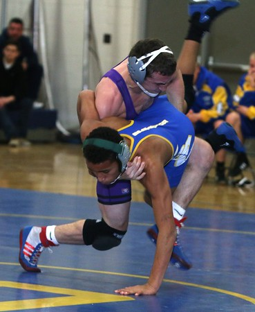 Grapplers defeated Spotswood JV and Varsity, Dec 19, 2014
