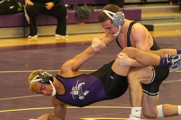 Old  Bridge Wrestling falls to Monroe , Jan 18, 2014