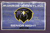 Senior Night Falcon Wrestling vs Carteret, Feb 14, 2013 :
